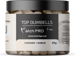 """TOP DUMBELLS GARLIC 7mm / 25g MatchPro"""